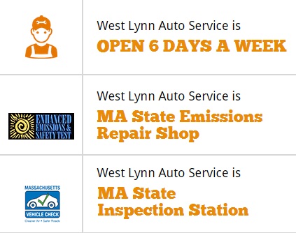 West Lynn Mass Inspection Station Lynn Ma